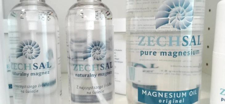 Chlorek magnezu  – płatki magnezowe do kąpieli