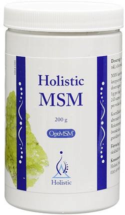 Opti MSM Siarka Organiczna Metylosulfonylometan Holistic